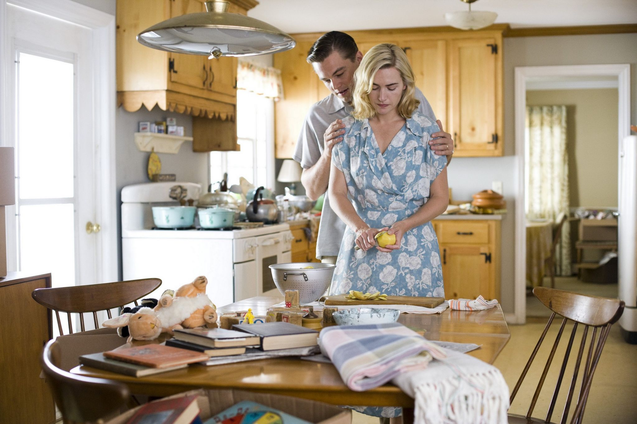 Revolutionary Road kate winslet and leonardo dicaprio