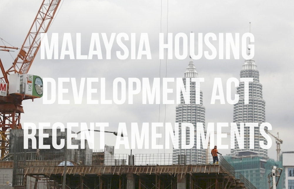 Malaysia Housing Development Act